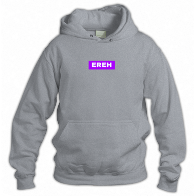 Special EREH Box Logo Hoodie
