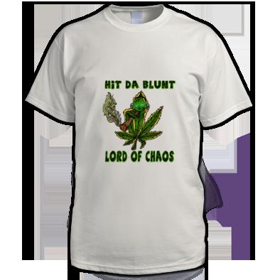 LOCNess Merch Design #Hitdabluntshirt