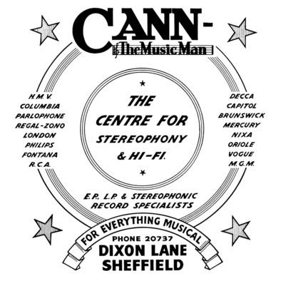 Cann The Music Man M>