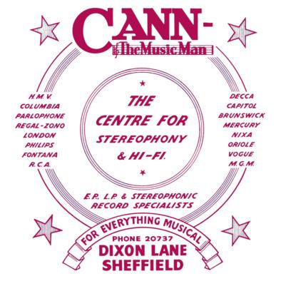 Cann The Music Man tote>