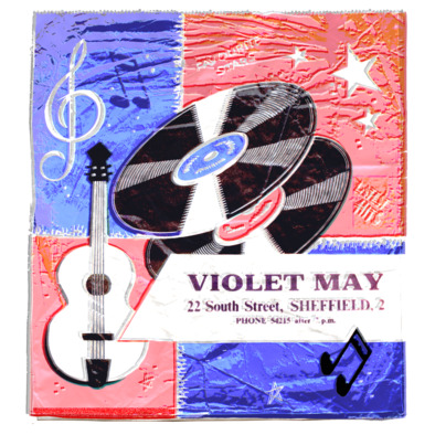 Violet May F>