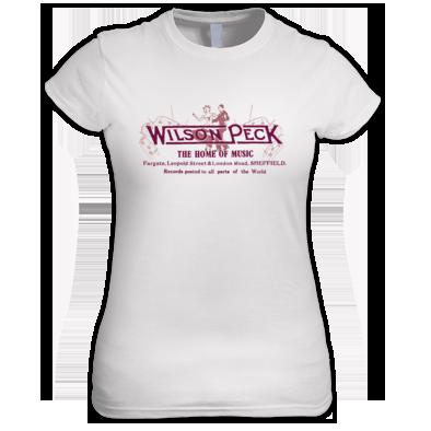 Wilson Peck vintage F