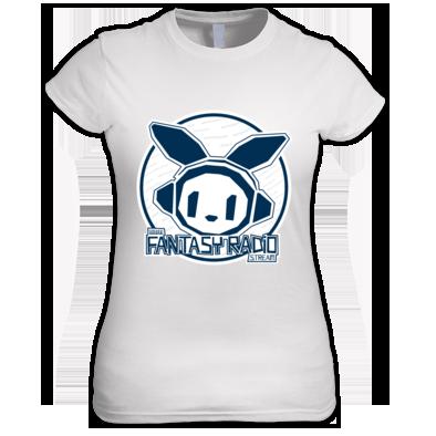 Fantasy Radio Mascot V1.0 ™ Awesome on all colours. / Female
