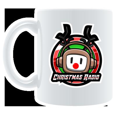 Christmas Radio Mascot V2.0 ™ MUG / CUP