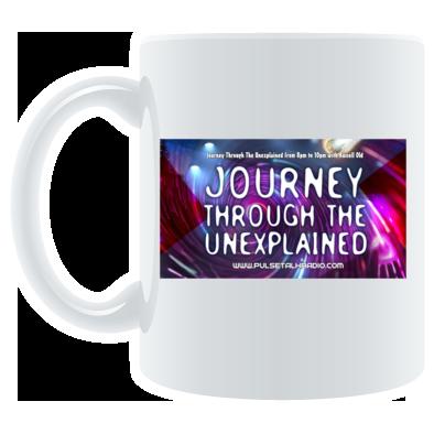 Journey Through The Unexplained Mug