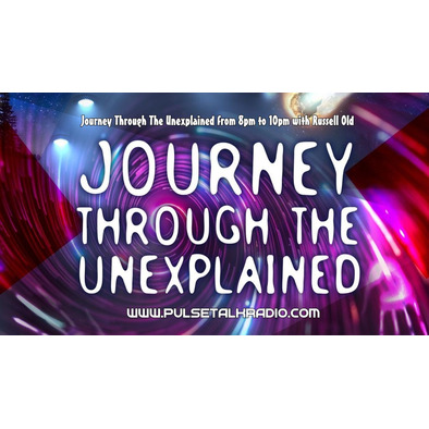 Journey Through The Unexplained Hoddie