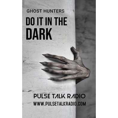 Ghost Hunters Do It In The Dark Hoddie