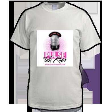 Pulse Talk Radio Promotion Men's T-Shirts