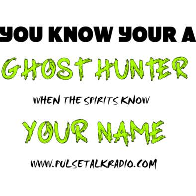 Ghost Hunter Hoddie