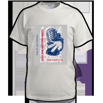 Philip Solomon's Soul and Motown Men's T-Shirts