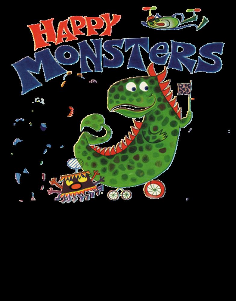 Happy Monsters>
