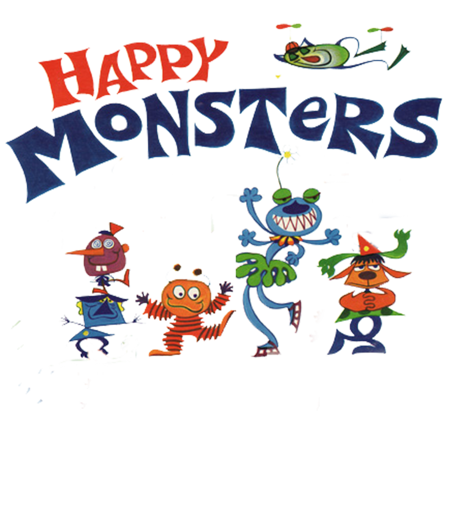 4 Monsters>