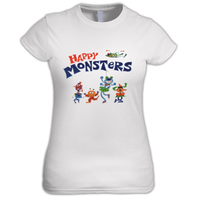 4 Monsters