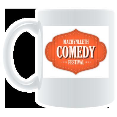 Machynlleth Comedy Festival Mug
