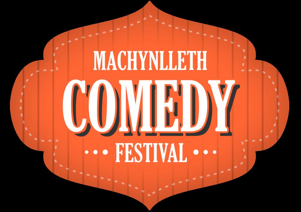 Machynlleth Comedy Festival Ladies T-shirt>