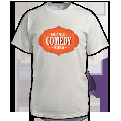 Machynlleth Comedy Festival Mens T-shirt