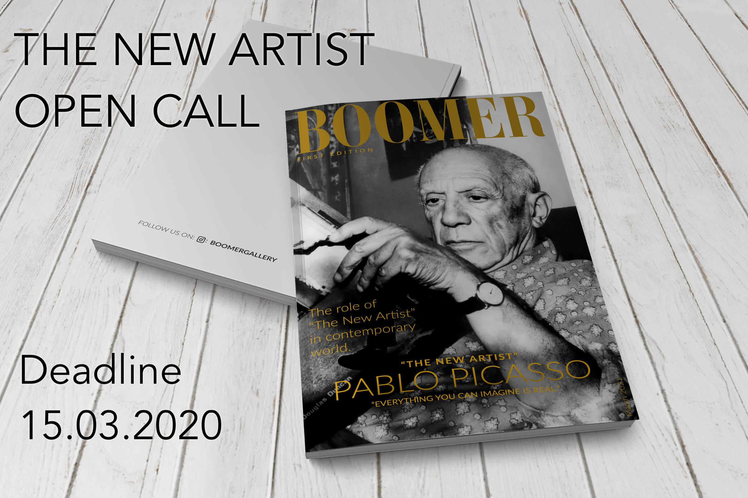 Boomer Magazine Open Call
