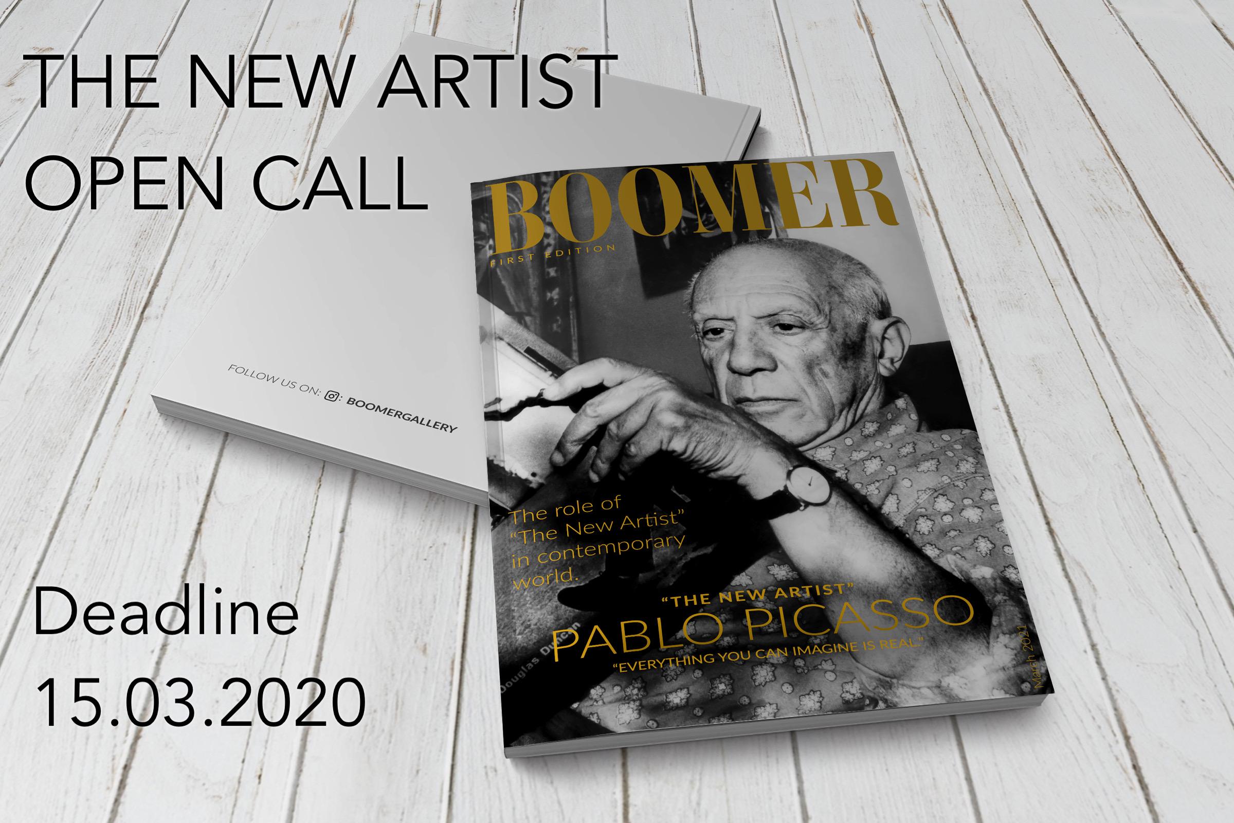 Boomer Magazine Open Call