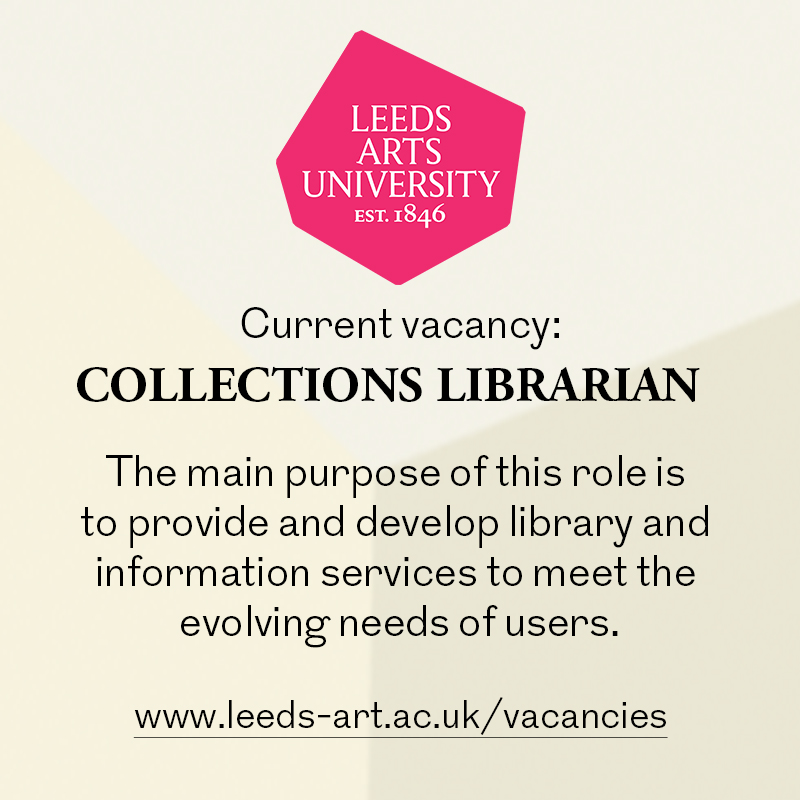 LAU Collections Librarian