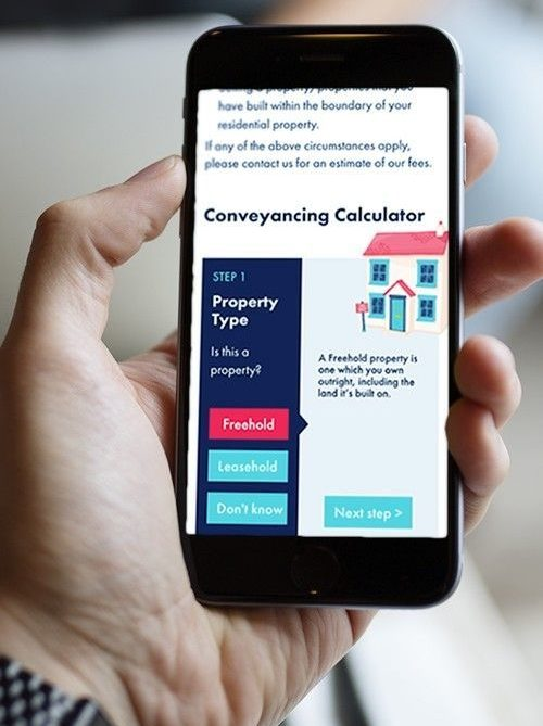 Conveyancing Calculator