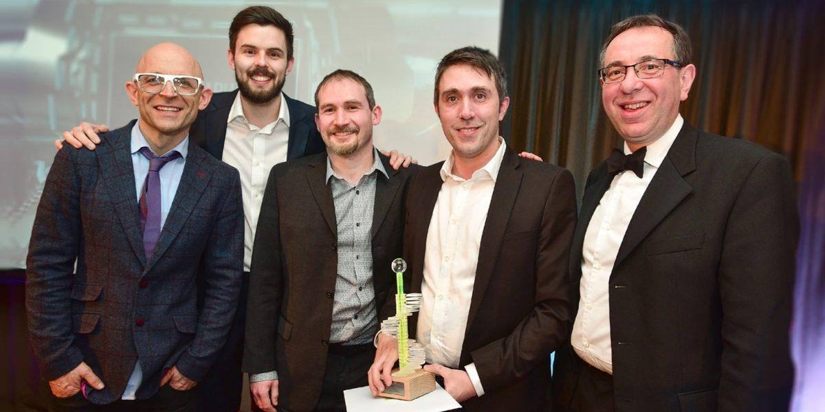 Digital business award