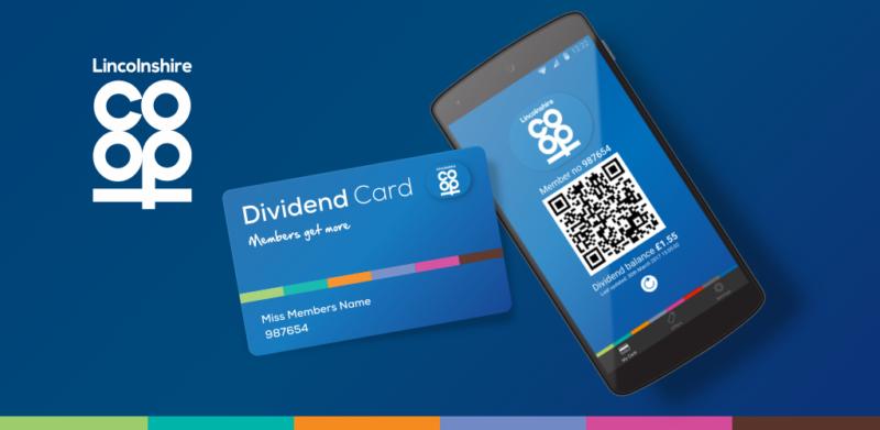 Dividend app banner