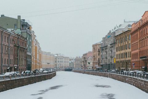 Saint Petersburg, 2016