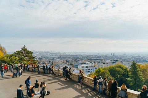 Paris, 2018