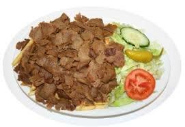 Kebab Rätter