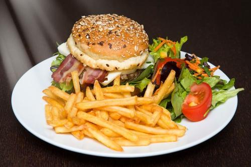 Burgers Meny