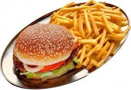 Burger Tallrik