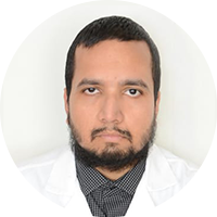 Dr. Mateen Ahmed Image