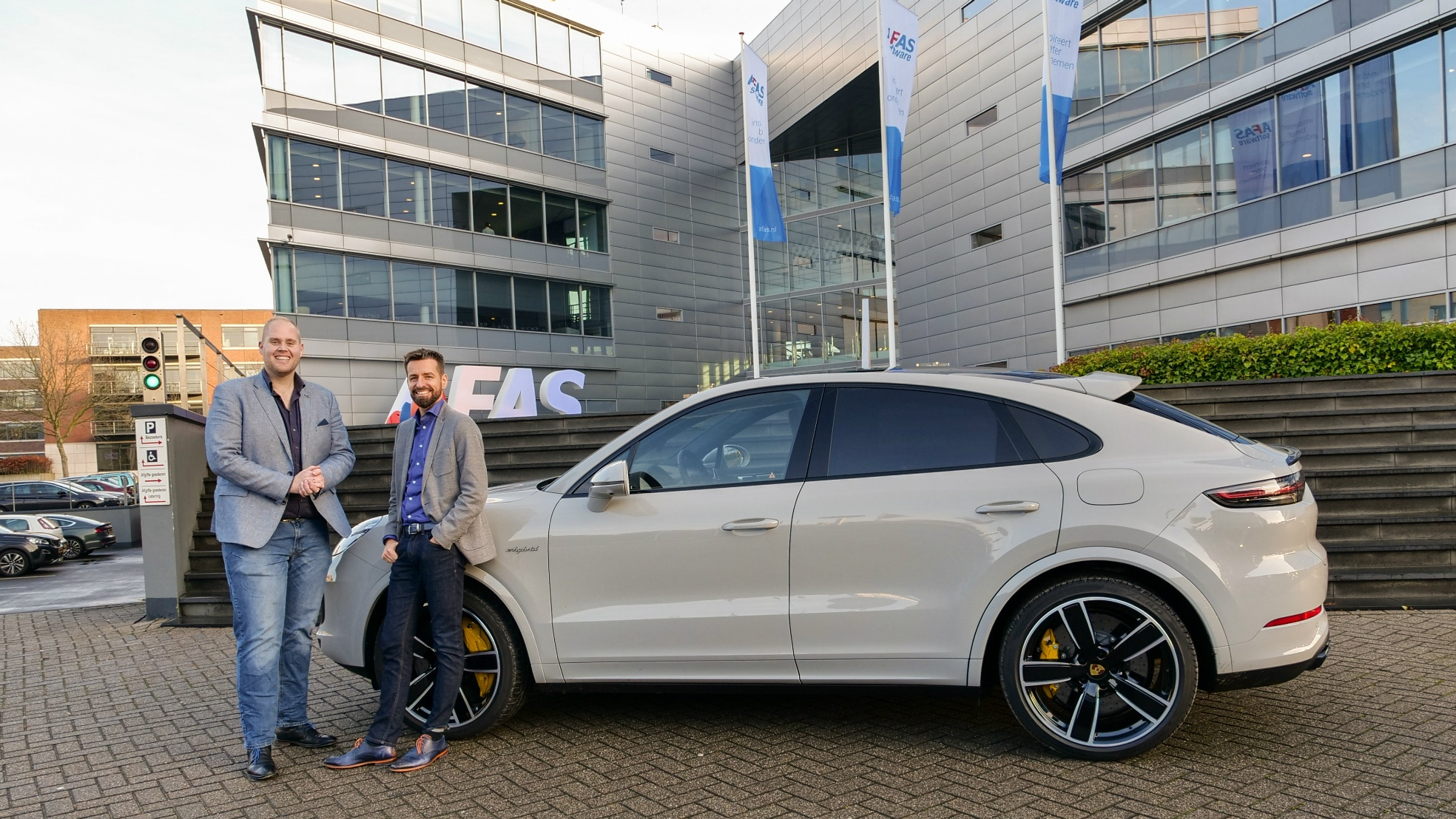 AFAS Basvander Veldt Porsche
