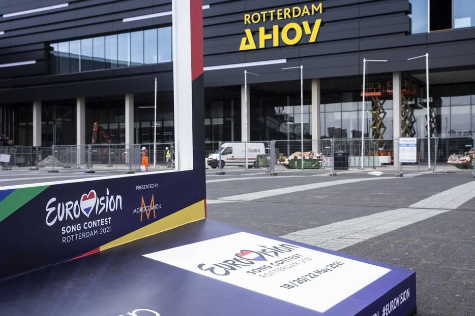Ahoy Jolanda Jansen corona maatregelen politiek Den Haag Rutte Songfestival