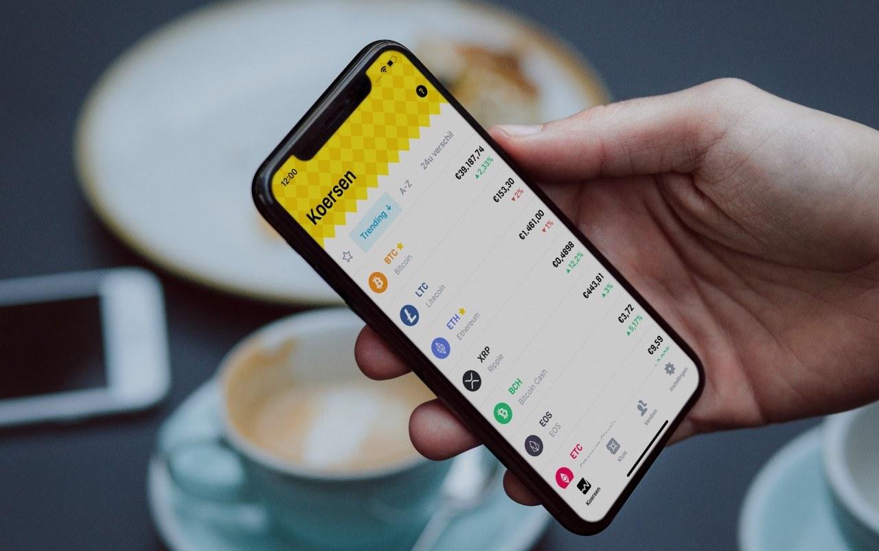 BLOX mobile coffee kopen web