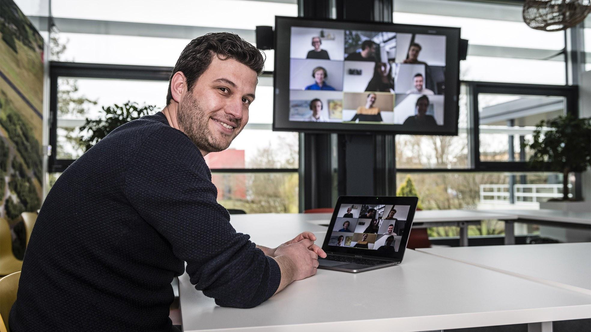 Beernink startup twente corona