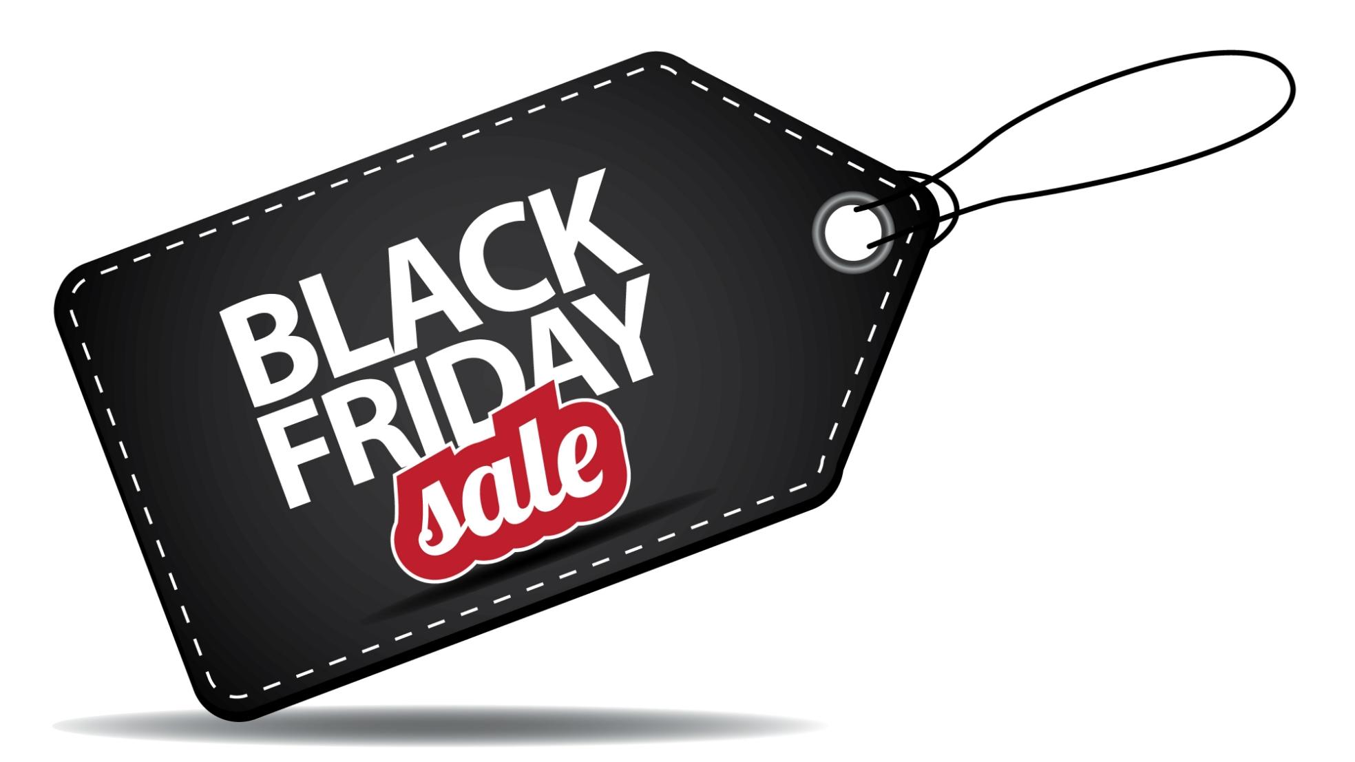 Black Friday sleutelhanger
