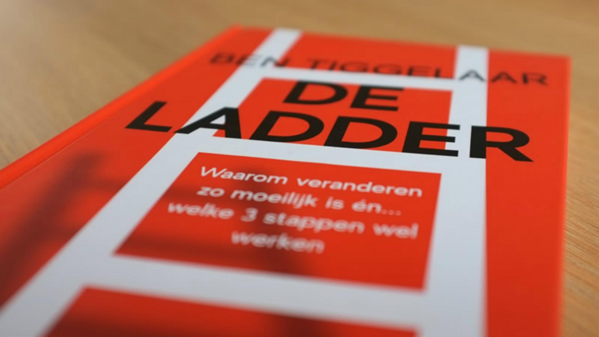 Boek De Ladder Tiggelaar