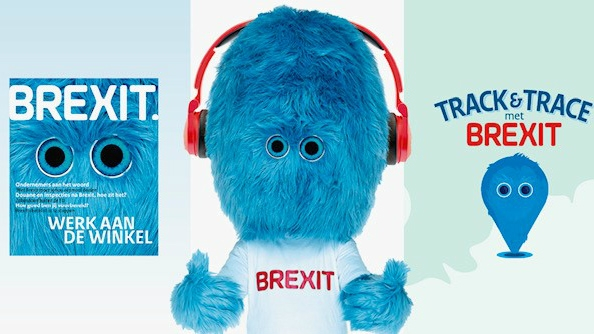 Brexit Tools Monster