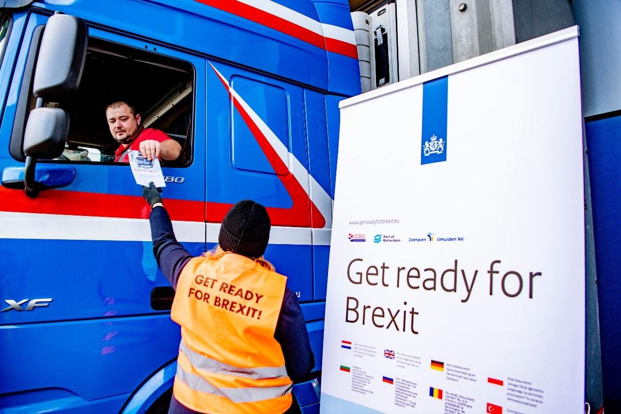 Brexit VK Johnson handelsdeal EU