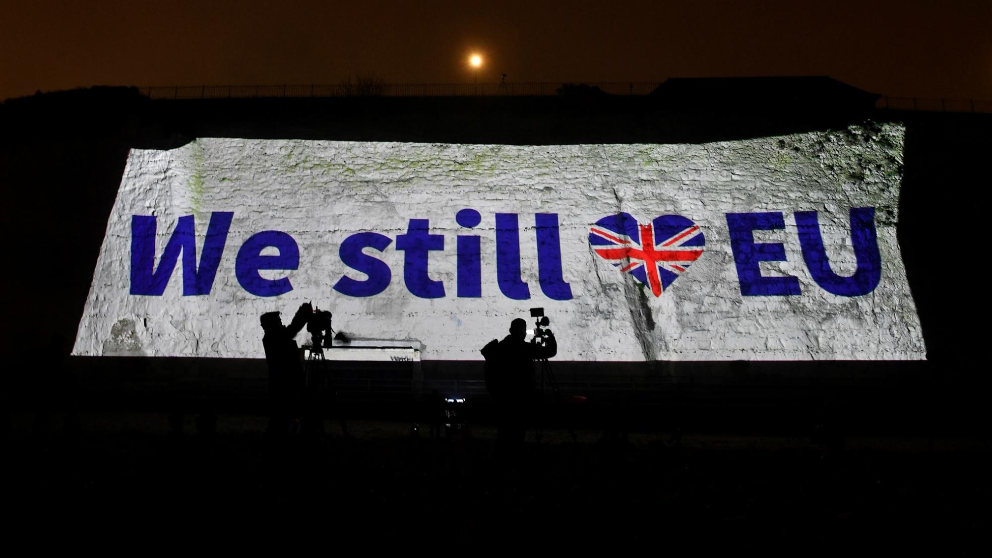 Brexit Day We Still Love EU