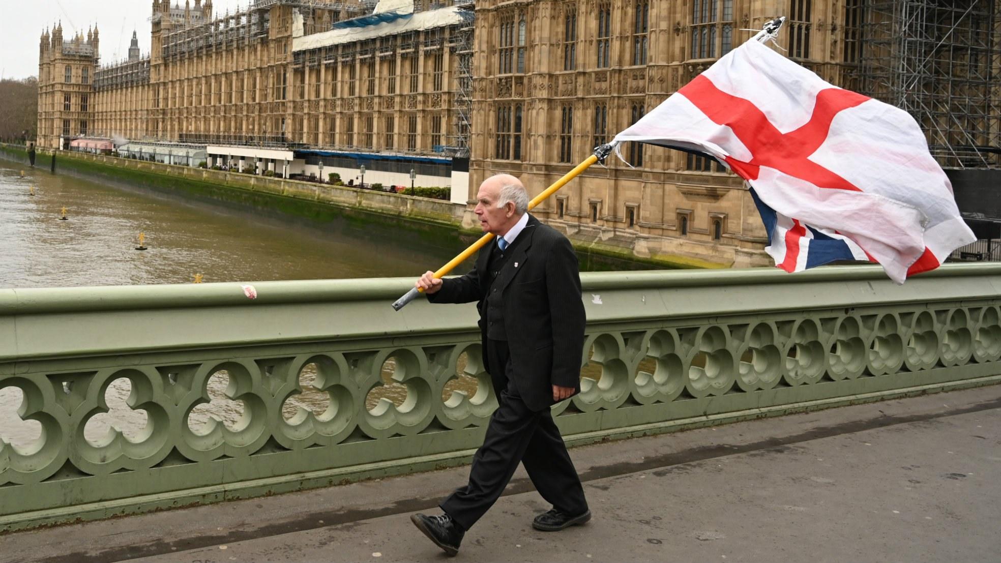 Brexit Day manmetvlag