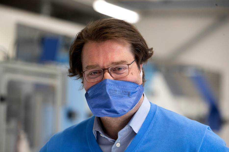 CEO Jan Joost Bosman