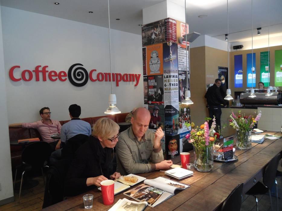 Coffeecompany koffie groei horeca koffiezaak