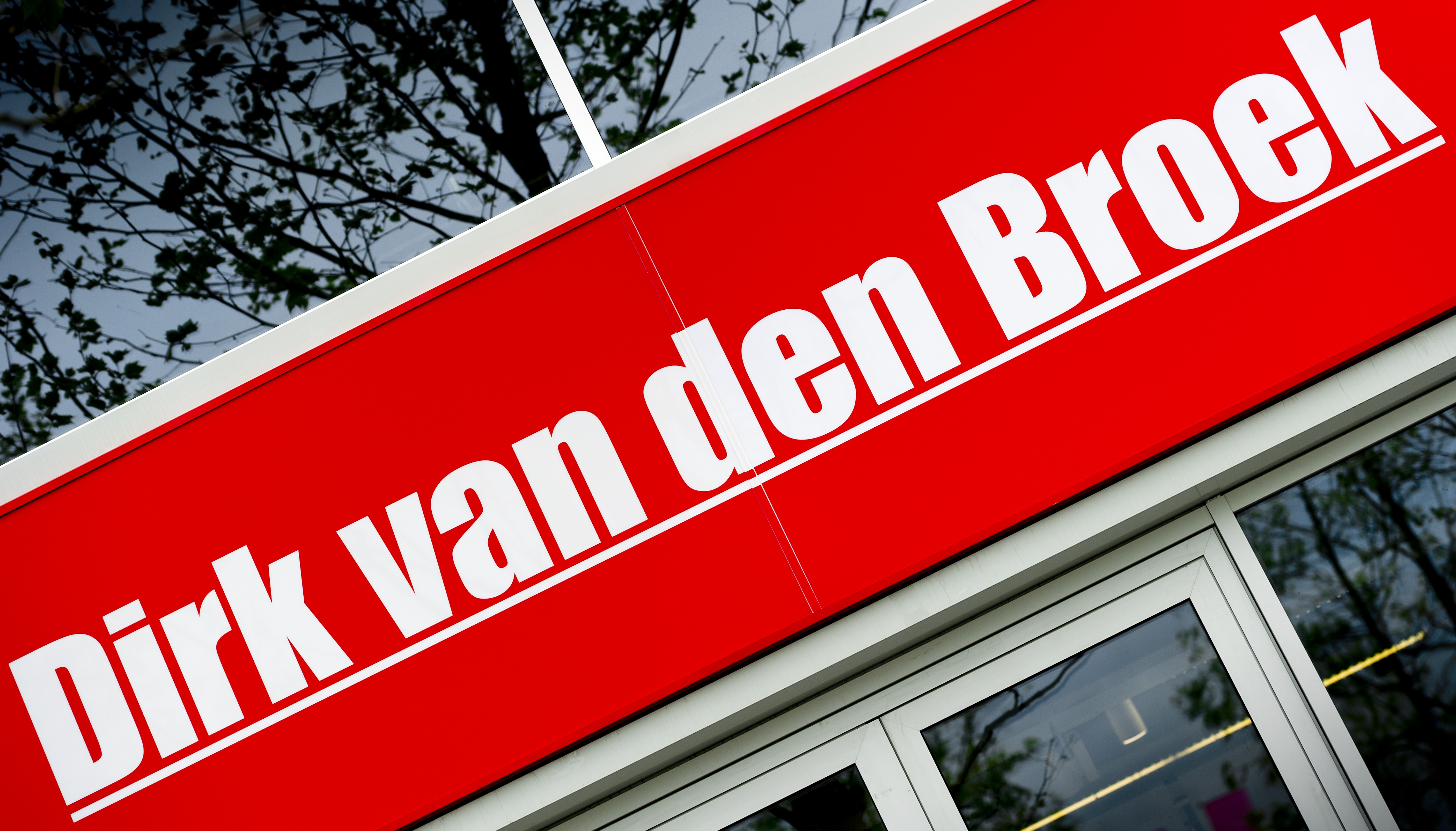 Dirk van den Broek openingstijden Pasen 2020