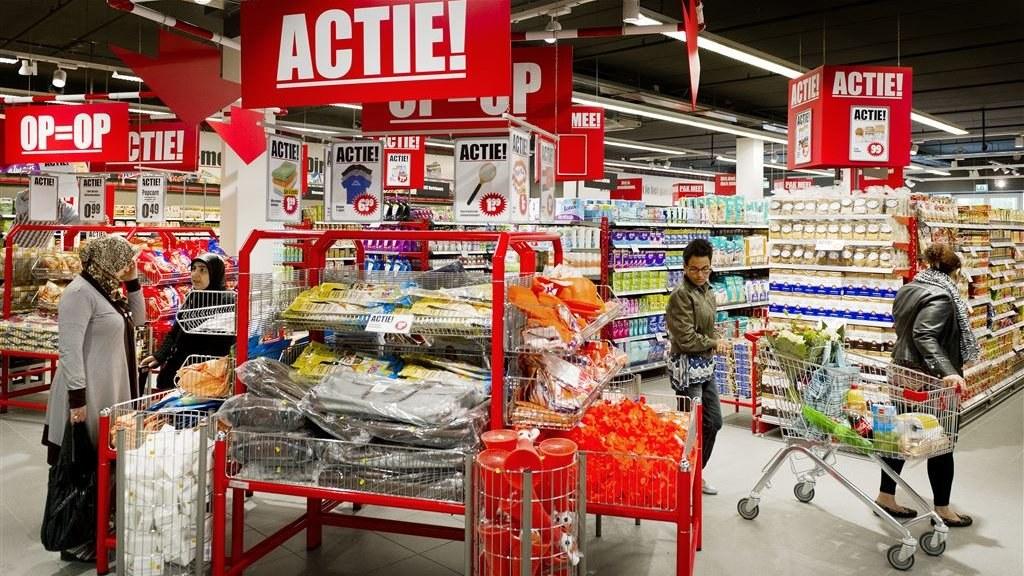 Dirkvanden Broek supermarkt openingstijden