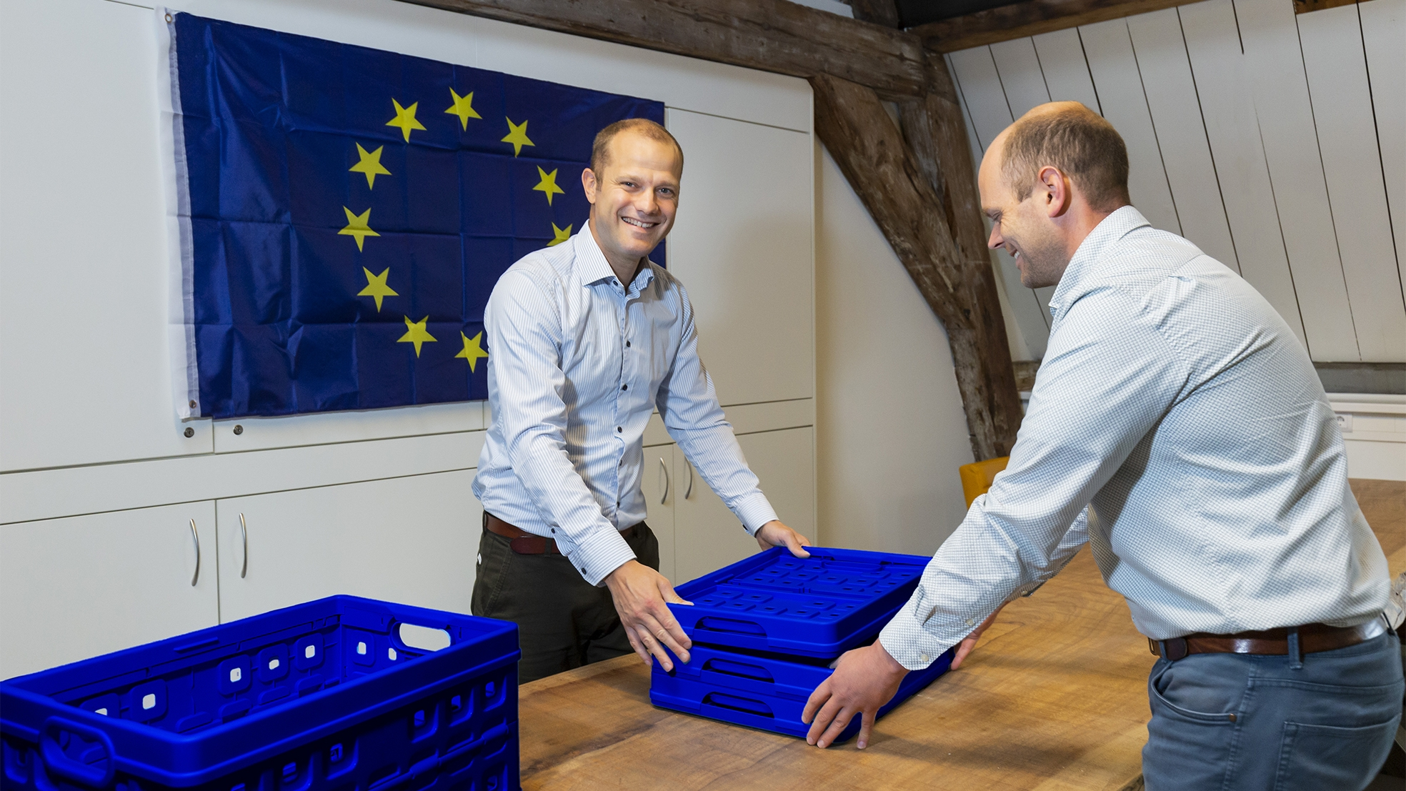 Enterprise Europe Network duo