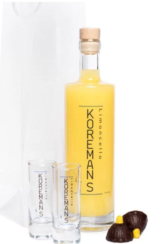 Koreman limoncello fles