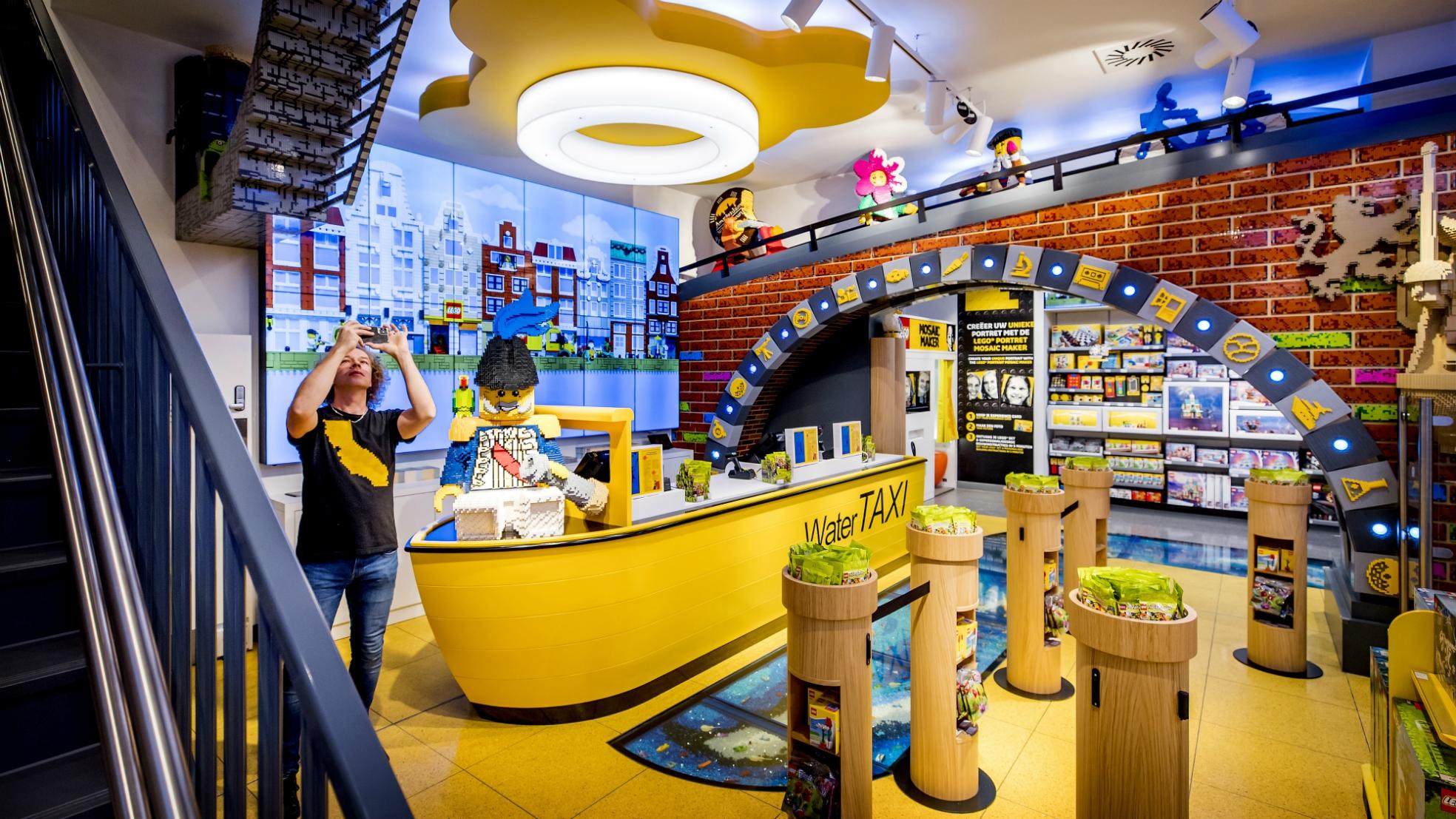 Legowinkel Amsterdam 1