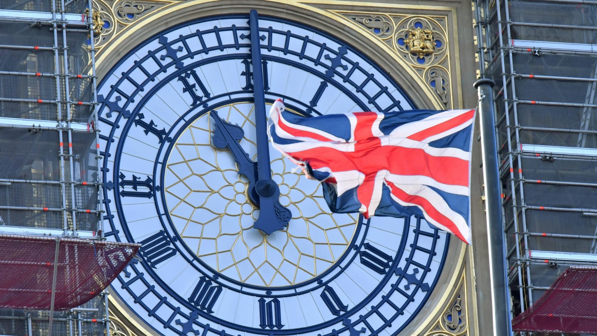 Londen Big Ben Brexit